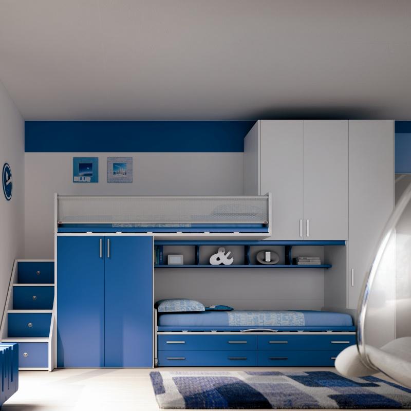 Moretti chambre enfant Annemasse